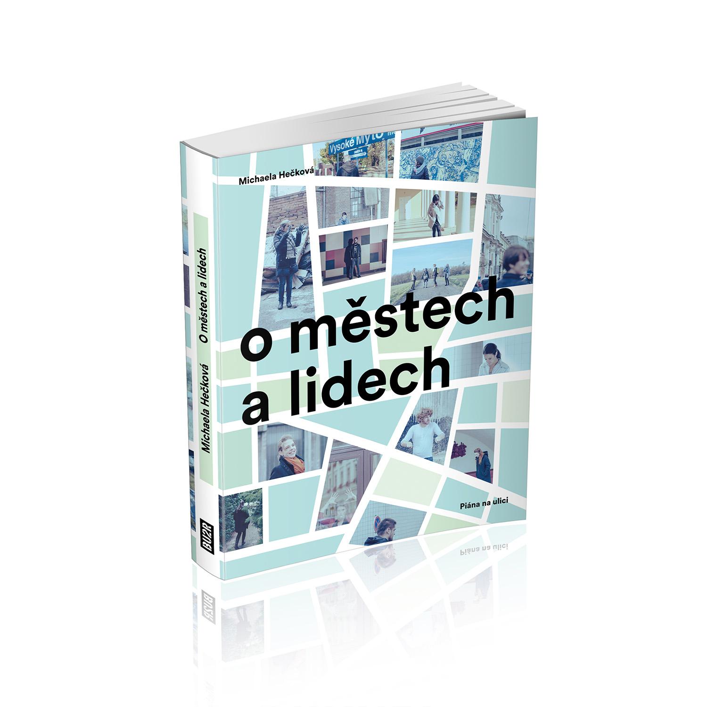 Meziměsto – O městech a lidech – obálka knihy