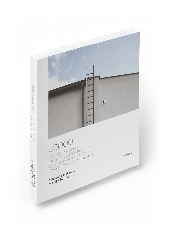 Meziměsto – 20000 – obálka knihy