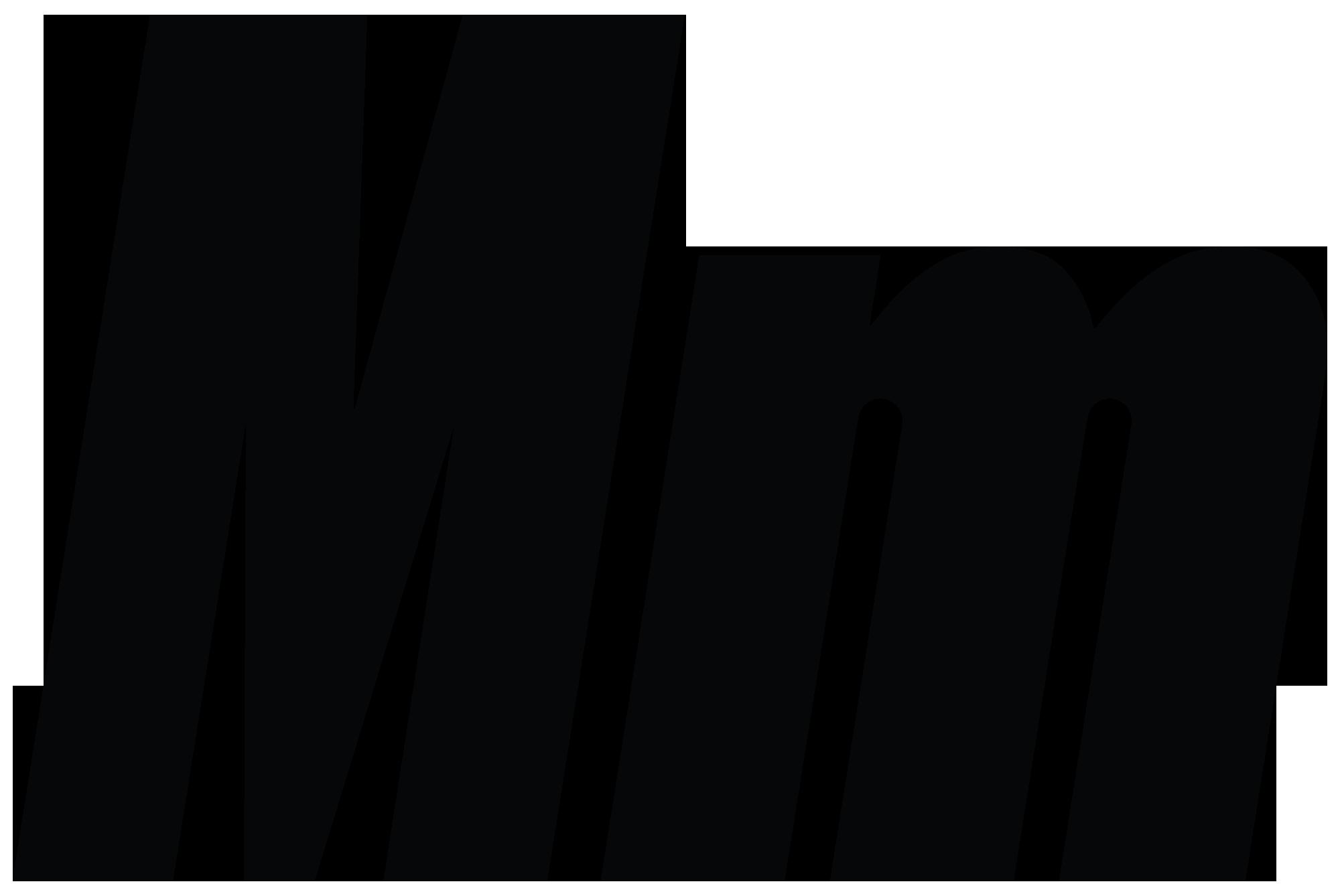 Meziměsto – Mm logo