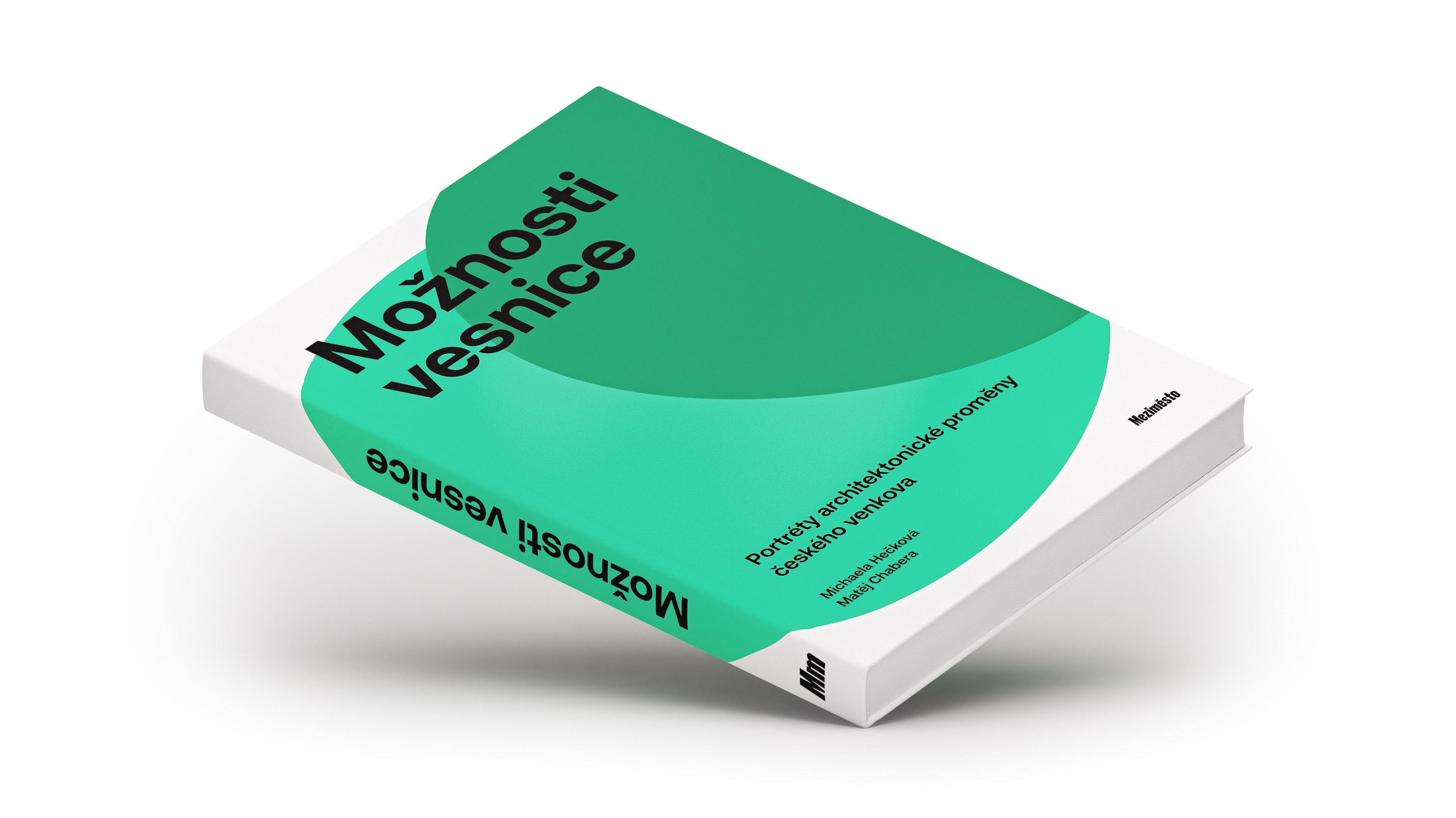 Možnosti vesnice – obálka knihy