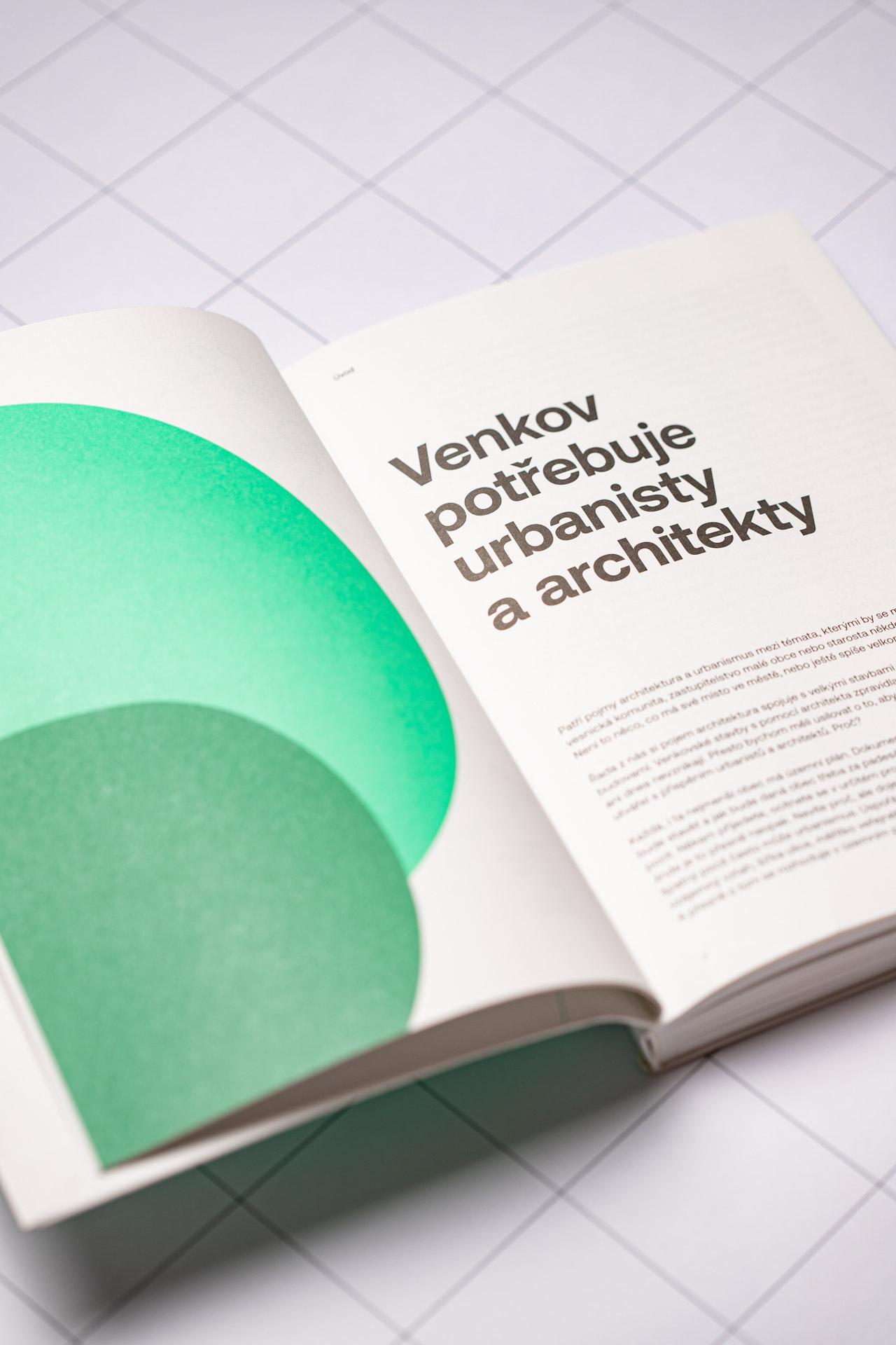 Nakladatelství Meziměsto kniha Možnosti vesnice –úvod – Věslav-Michalik – Venkov potřebuje urbanisty a architekty
